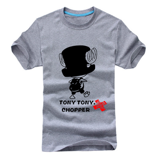 One piece Tony Chopper logo new style t শার্ট