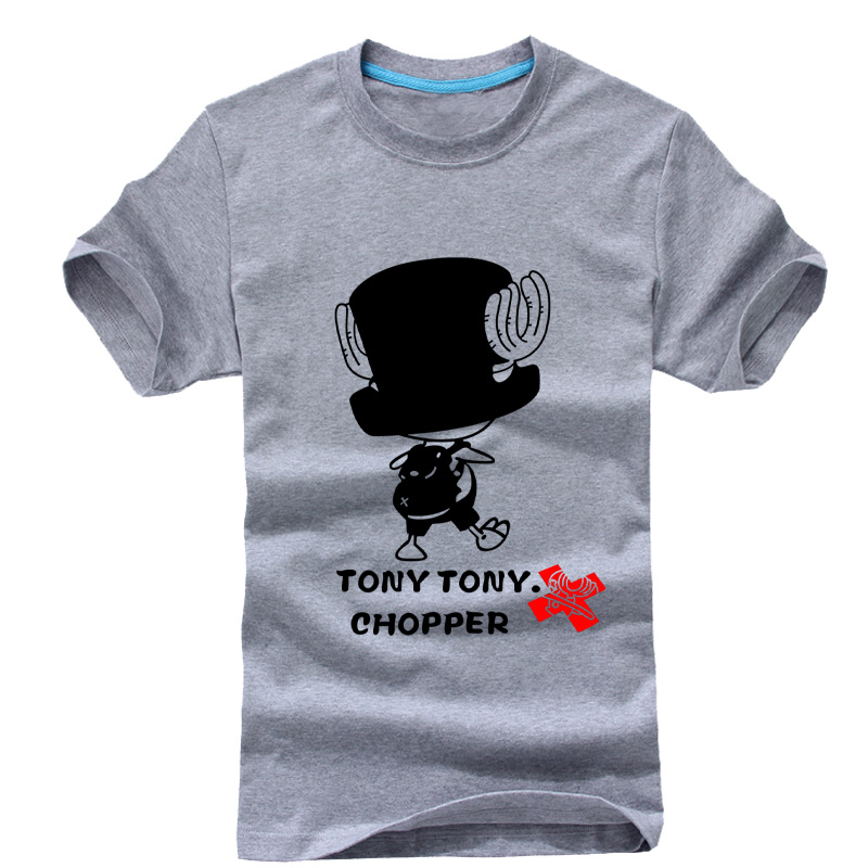 one piece tony chopper logo new style t shirt one piece. Black Bedroom Furniture Sets. Home Design Ideas