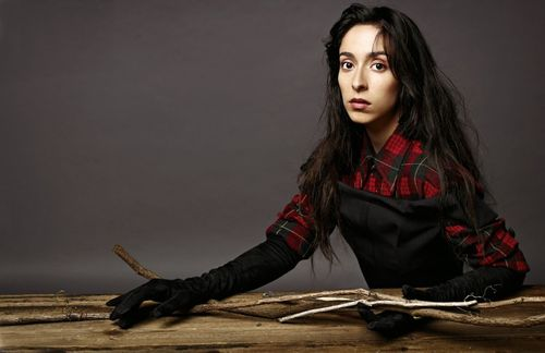 oona chaplin photos