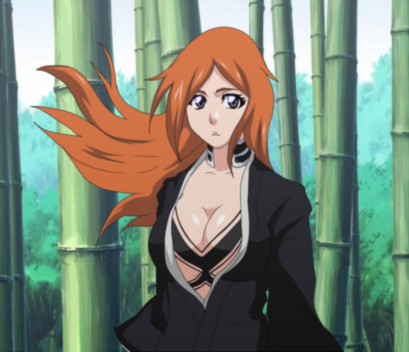 Orihime Inoue - Anime Fan Art (34901751) - Fanpop