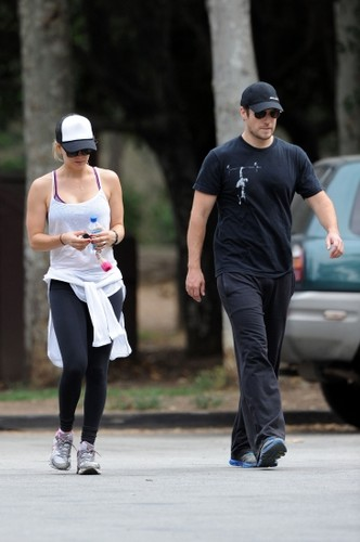Out Hiking with Henry Cavill in LA