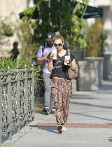 Out in Studio City