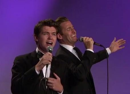 Paul & Damian