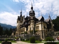 romania - beautiful Peles palace Romania eastern europe castles wallpaper