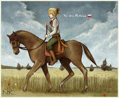 Poland riding pony!^^