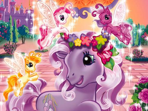 gppony, pony Promeraide