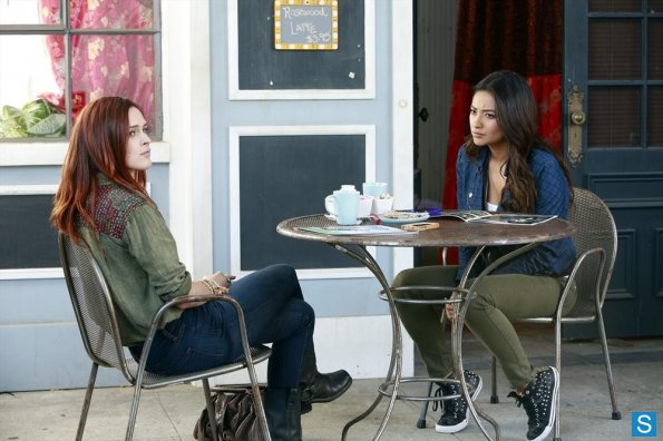 Pretty Little Liars - Episode 4.08 - The Guilty Girl's Handbook - Promotional mga litrato
