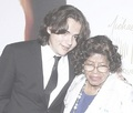 Prince Jackson and Katherine Jackson ♥♥ - prince-michael-jackson fan art