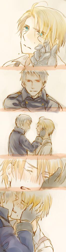 Prussia X America