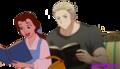 Reading, হাঃ হাঃ হাঃ