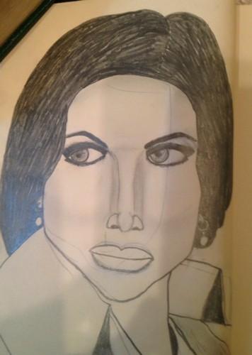 Regina drawing