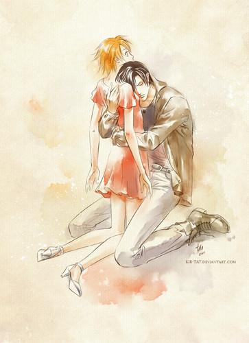 Ren and Kyouko