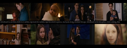 Renesmee Growing up
