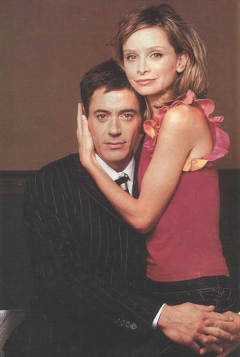 Robert & Calista