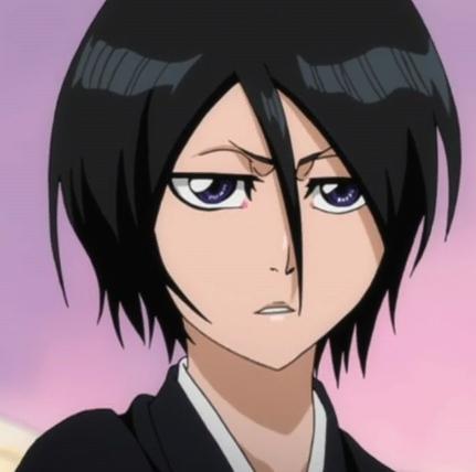 Rukia Kuchiki~ <3