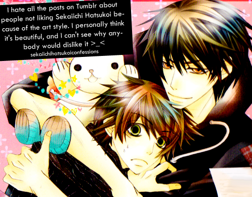 sekai ichi hatsukoi fondo de pantalla containing anime titled SIH Confessions