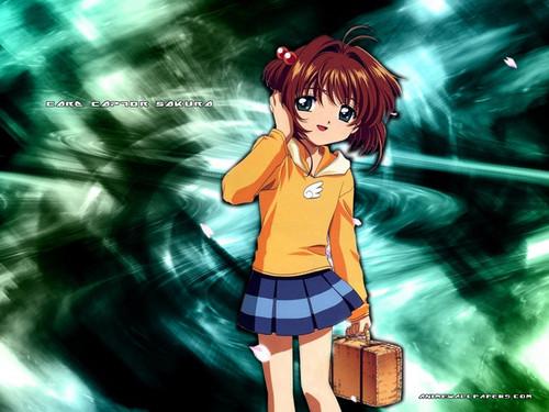 Sakura Kinomoto~ <3
