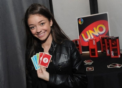 Sarah Hyland in 2009