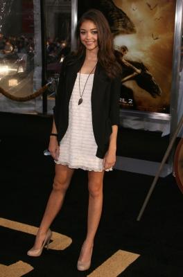 Sarah Hylands in 2010