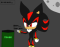 Shadow the awesome Hedgehog