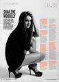 Shailene featured in