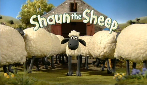Shaun the 양