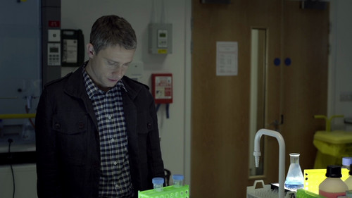 Sherlock 1x01- A Study in ピンク