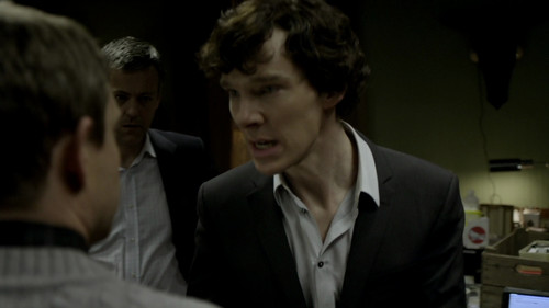 Sherlock 1x01- A Study in kulay-rosas