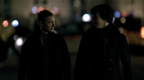 Sherlock 1x01- A Study in rose