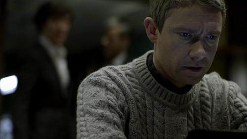 Sherlock 1x01- A Study in розовый