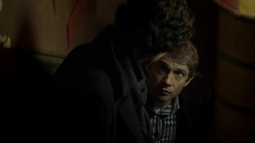 Sherlock 1x02- The Blind Banker