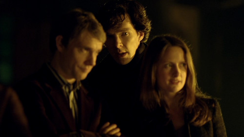 Sherlock 1x02- The Blind Banker