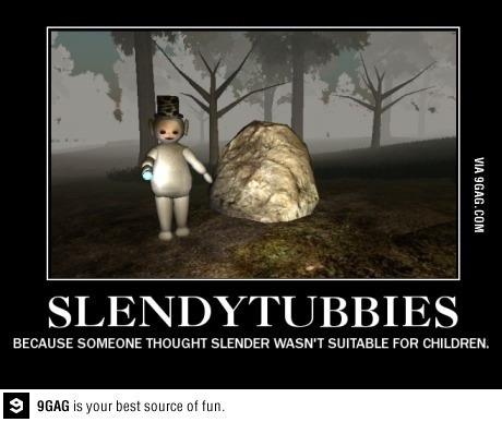 Slender Tubbies