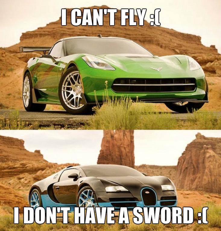 Slingshot and Drift Meme