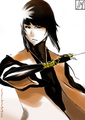 Soi Fon - bleach-anime fan art