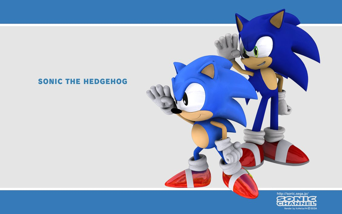 Sonic the Hedgehog (Sonic channel)
