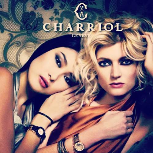 Antm winners 壁紙 with a portrait called Sophie for Charriol