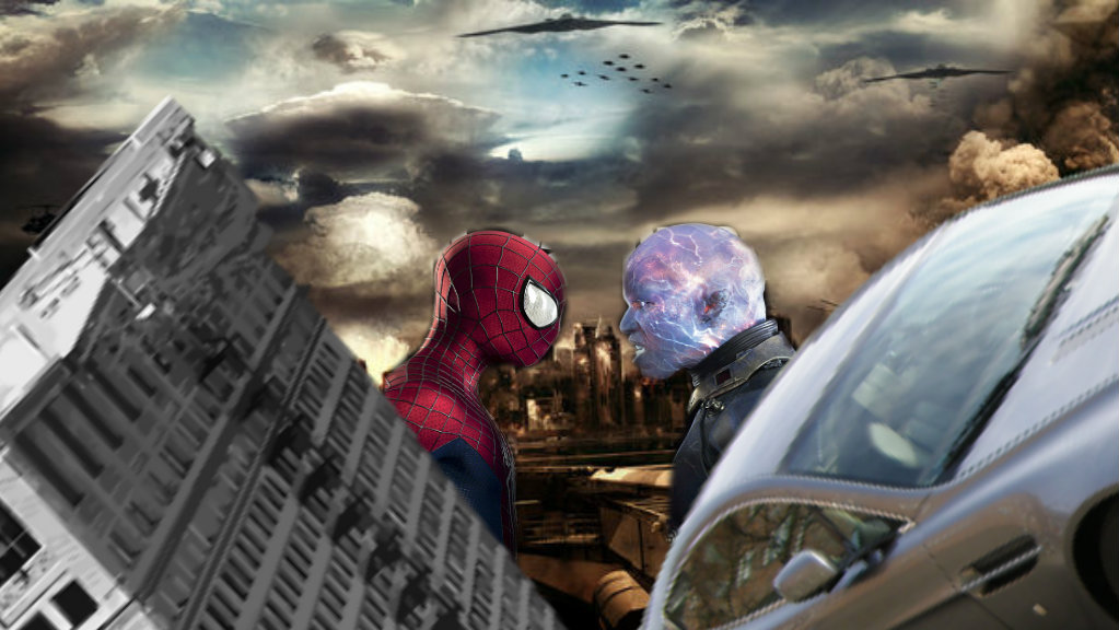 The Amazing Spider Man 2 Images Spidey VS Electro HD Wallpaper And Background Photos