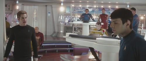 तारा, स्टार Trek (2009)