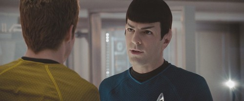 étoile, star Trek (2009)