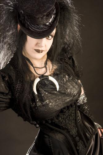 Steampunk Goth