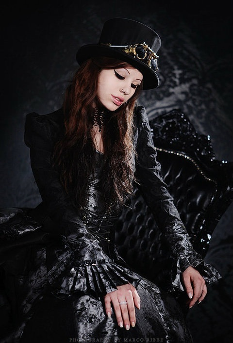 Victorian clothing steampunk