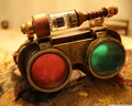 Steampunk Goggles - random wallpaper