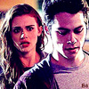 Stiles & Lydia تصویر with a portrait titled Stiles & Lydia 3x06<3