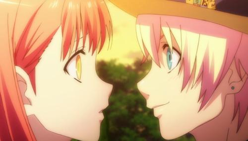 Syo and Haruka
