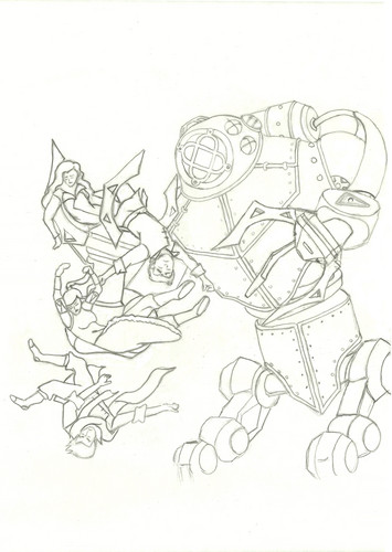 TLOK Endgame Sketch (W I P)