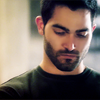 Tyler Hoechlin picha with a portrait called TW