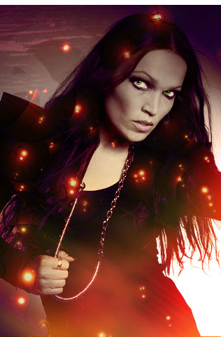 Nightwish wallpaper probably containing a portrait entitled Tarja