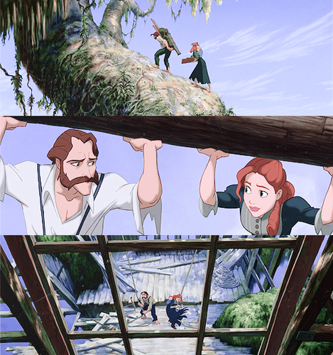 Tarzan's Parents
