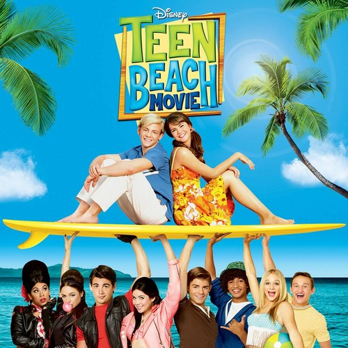 Teen пляж, пляжный Movie